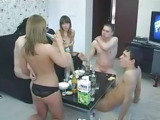 Cute Drunk Groupsex Homemade Panty Party Russian Skinny Student