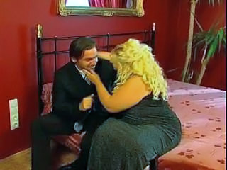 Anal BBW Blonde Mature Older