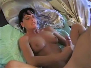 Brunette Allemand Handjob Mature Naturel Epouse