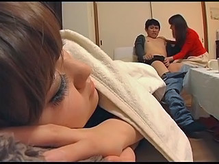 Asian Japanese Sleeping Wife Young