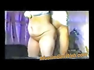 arab married couple fucking in home