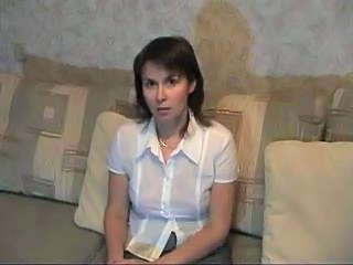 Amateur Brunette Russian