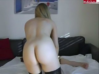 Amateur Ass German
