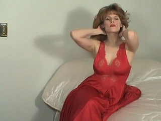 Hot Sexy Nylon Stocking Milf Jessica Teasing 4
