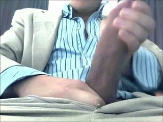 Huge Monstercock in the office