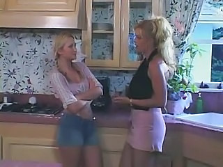 stepmom teaches daughter about sex