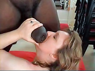 Stor kuk Blowjob Interracial
