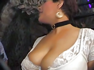 Big Tits French Mature