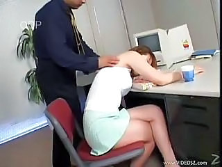 Sleepy Japanese Girl Fucked In T...