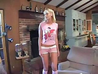 Amazing Babysitter Blonde