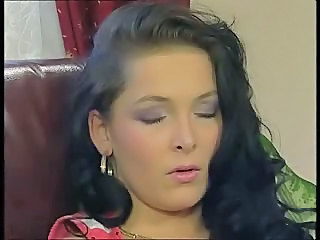 Incroyable Brunette Allemand Mature