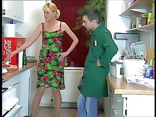 Blonde German Mature Wife
