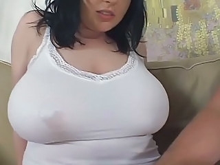 Bbw Chubby And Huge Saggy Boobs2...