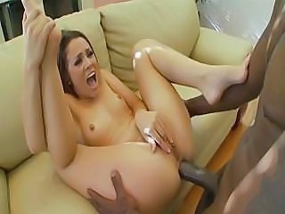 Anal Big cock Interracial