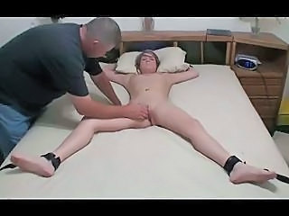 Teen Loves Kinky Play With Older...
