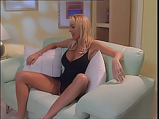 Big Tits Blonde British MILF Pornstar