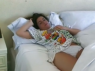 Brunette Poilue Mature