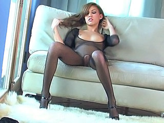 Babe Fishnet Pantyhose