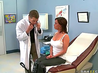 Incredibly Busty Anal MILF Diamond Foxxx Gets Fucked and Creampied