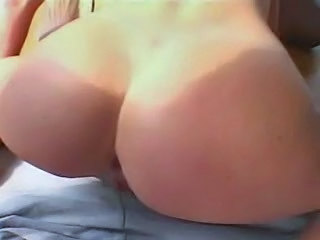 White Girl with a Huge Black Cock in Her Ass