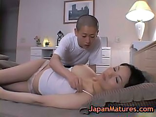 Asian Homemade Mature
