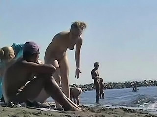 Nudist beach 001