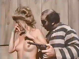 Scenes from a dirty western where these babes have to suck and fuck