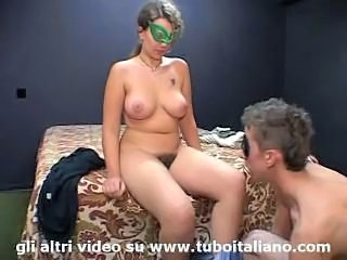 Amateur Hairy Italian Teen