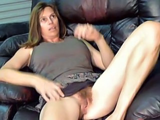Hairy Mature Orgasm