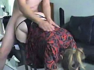 Chubby Doggystyle Homemade MILF
