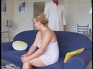 Chubby German Homemade Wife