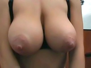 Priscillam you have never seen such puffy nipples