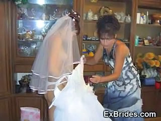 real hot amateur brides