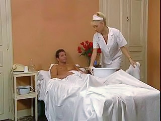 French Mature Nurse