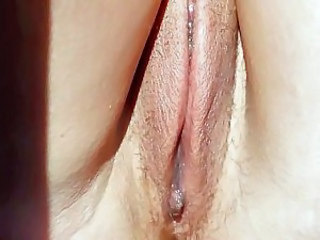 Close up on hot cunt