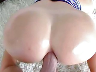 Big cock anal with blonde