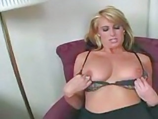 Chatting about the fun of stroking your cock
