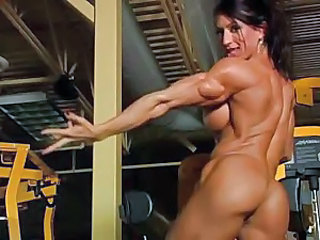 MILF Muscled Sport