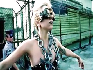 LADY GAGA $ BEYONCE - Telephone (Official Explicit Version)