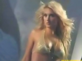Brooke Hogan FHM Shoot