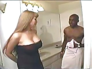 Darla Crane Loves Big Black Cock