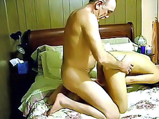 Older Couple Home Video 5 Wear-Tweed