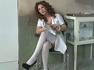 Doctor Prison Stockings Uniform