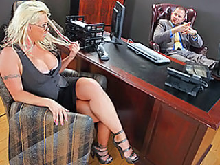 Brittney has been working for the same company and for the same amount of time as her friend. For some reason her friend moved up in the company really quickly while Brittney is still fetching coffee for the boss. She decides to ask her friend how she man