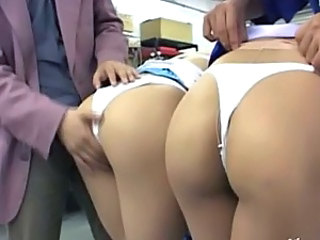 Exotic Sumika Matsushita Gets Fucked and Facialized in a Hardcore Orgy