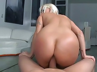 Big cumshot on Holly Halston