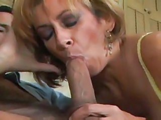 Blowjob Mature Pornstar