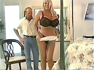 Classic Huge-titted MILF Kimberly Kupps