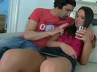 Double Penetration For Nataly Gold