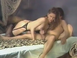 Michael Knight Fucks Christine Robbins In Retro Vid
